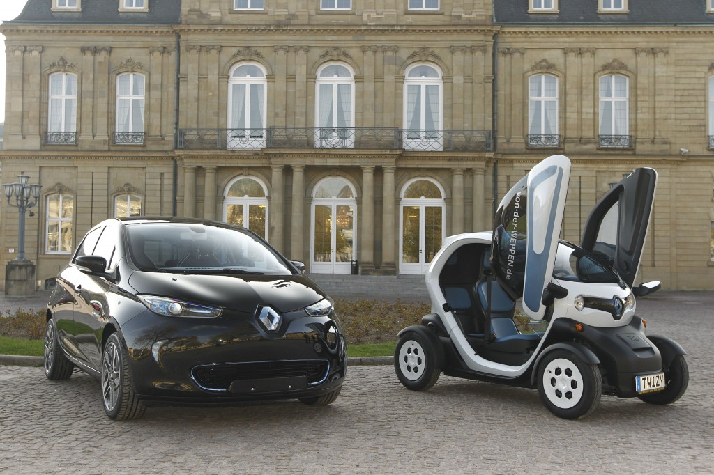 Renault  i-Mobility 2012