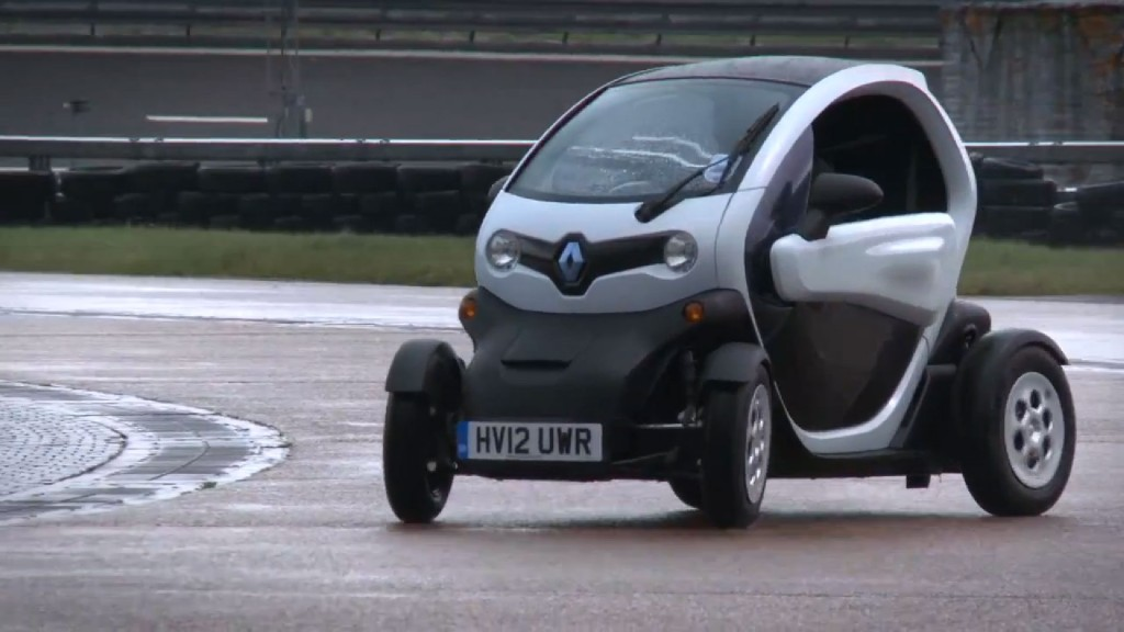 Renault Twizy Drift