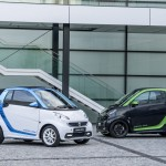 smart BRABUS electric drive & smart fortwo electric drive