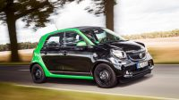 smart forfour electric drive (2017)