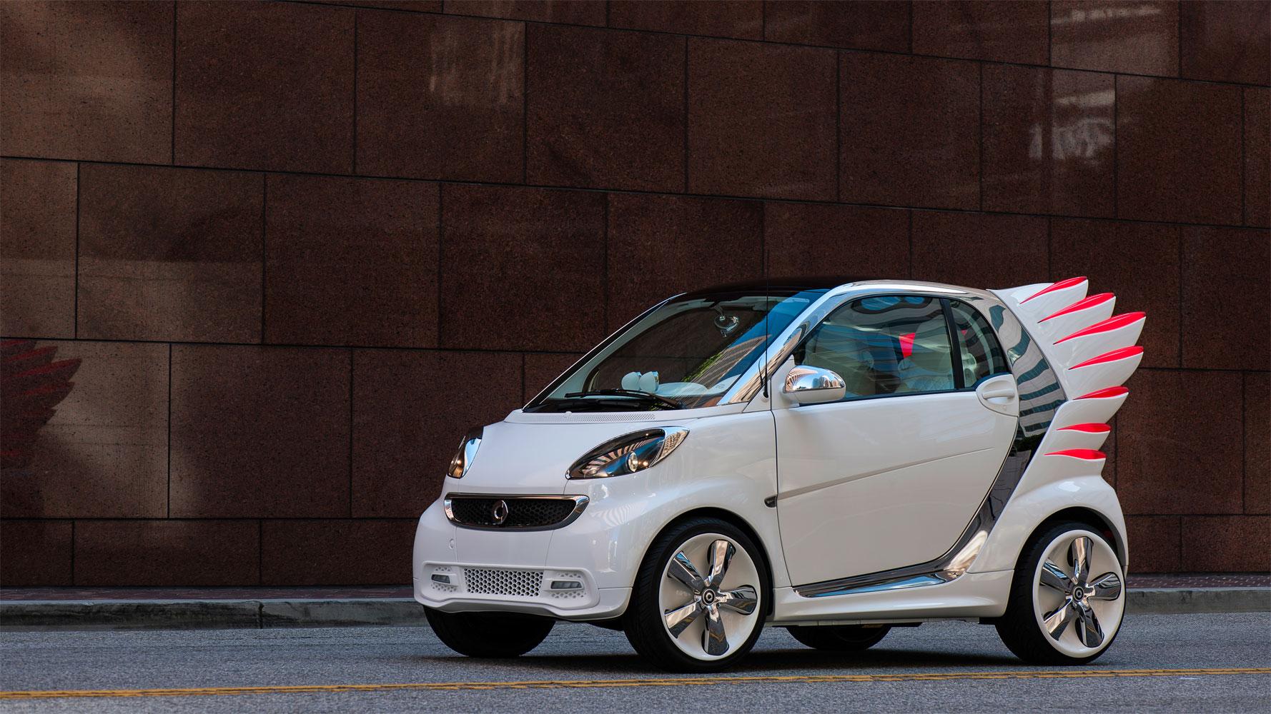 smart forjeremy: electric drive erhält Flügel