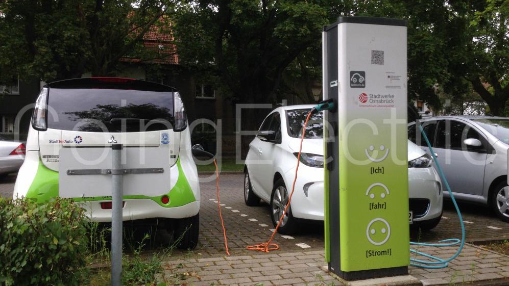 Osnabrück beschließt Sonderrecht für Elektroautos