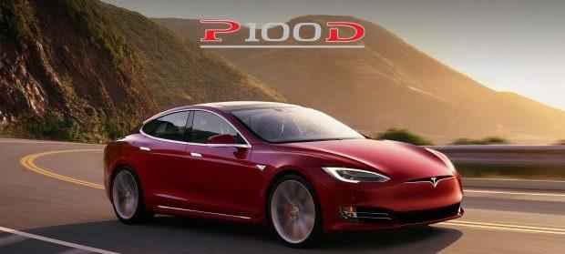 Tesla versteckt Hinweis auf 100D Variante in Konfigurator