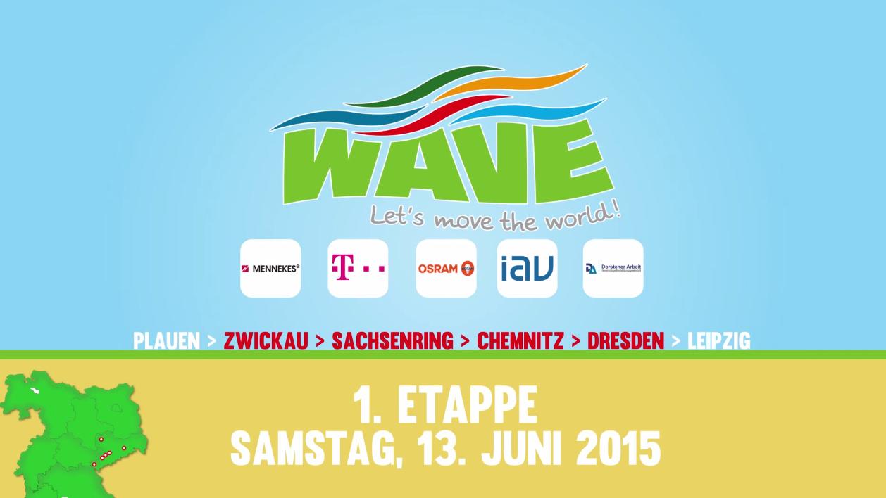 WAVE 2015 Videos von Tag 1 und 2