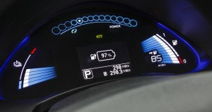 2013 Nissan Leaf Intrumente