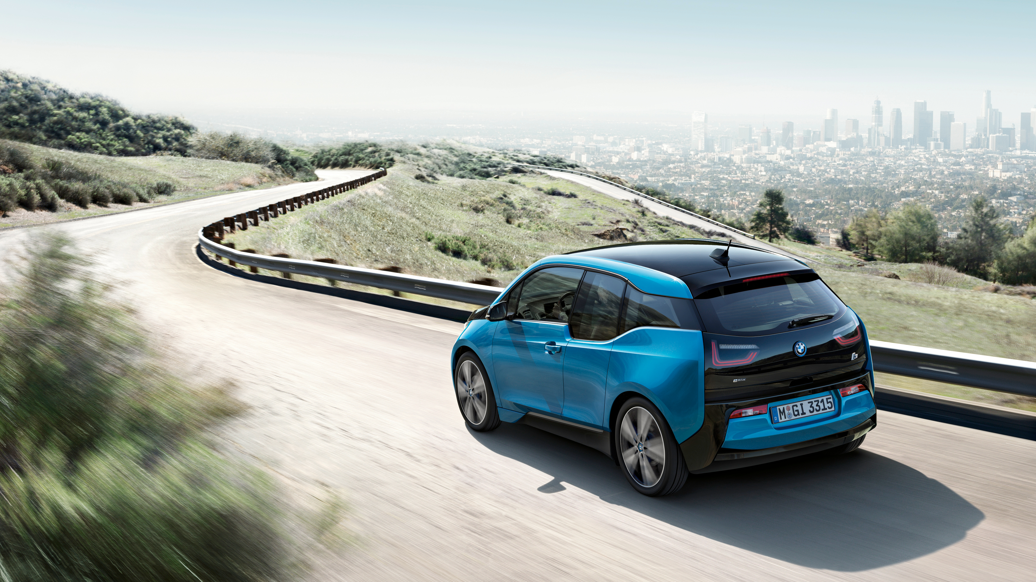 BMW i3: Bis zu 450 Kilometer Reichweite ab 2018