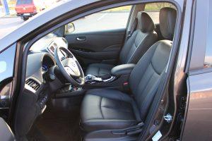 2016 Nissan Leaf Tekna Vordersitze