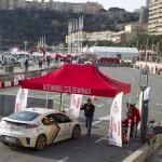 Opel Ampera Rallye Monte Carlo für alternative Antriebe