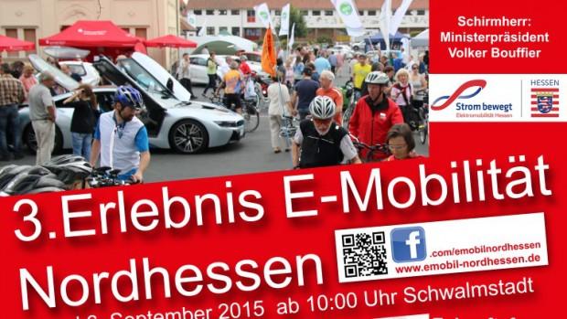 3. Erlebnis E-Mobilität Nordhessen