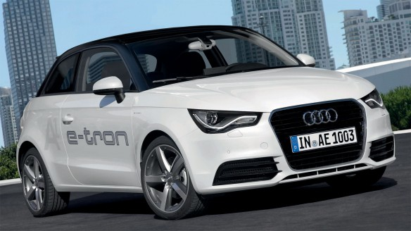 Audi A1 e-tron Dual-Mode