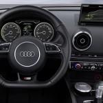 Audi A3 Sportback e-tron Anzeige