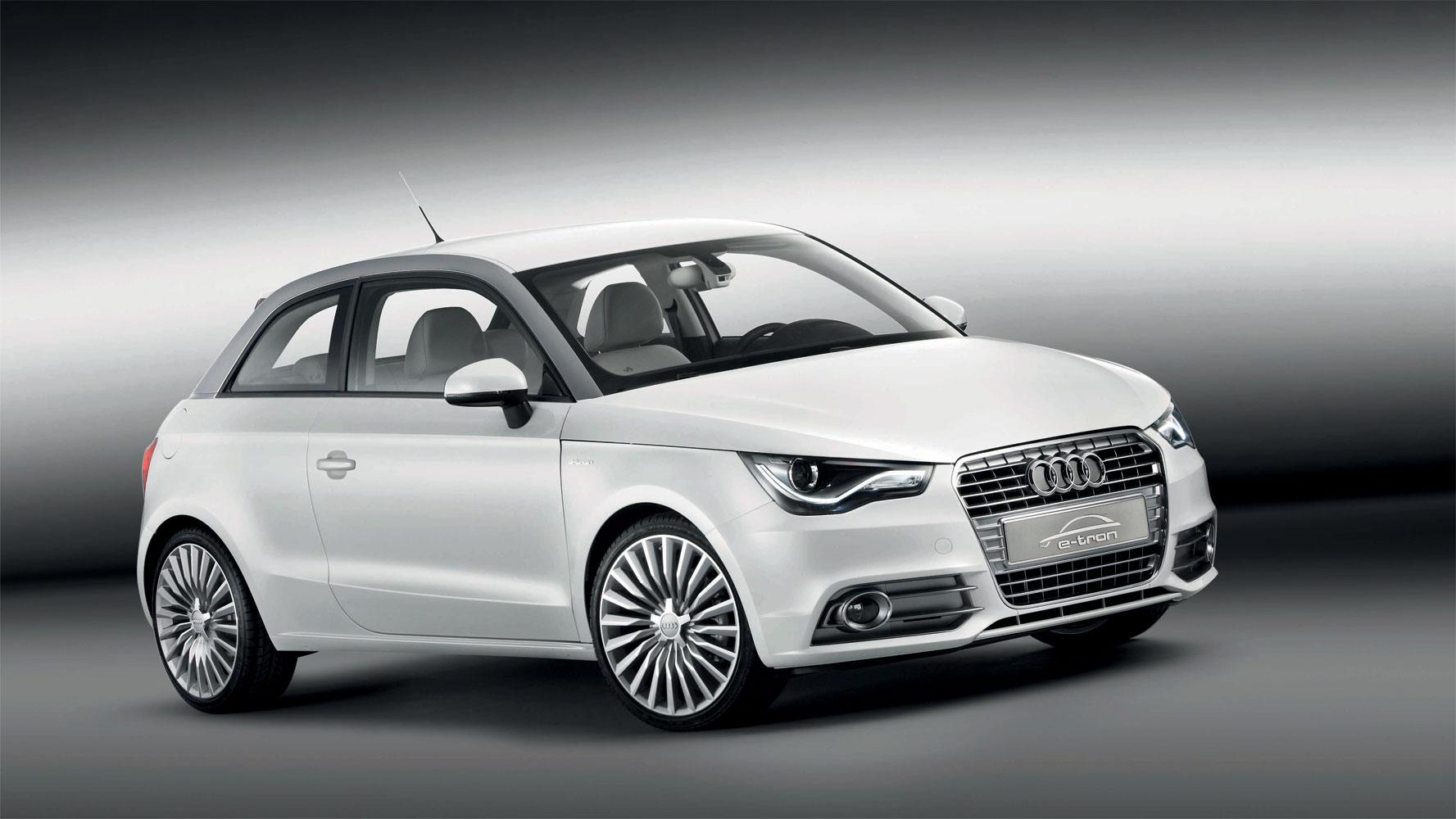 Audi R10 Diesel-Hybrid & 1-Liter Auto geplant
