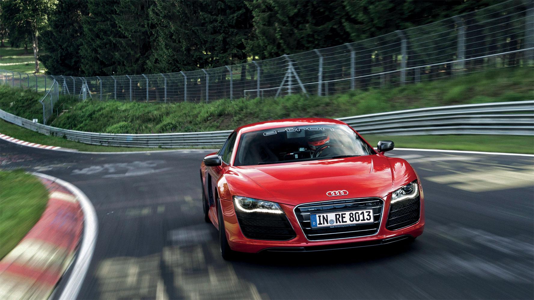 Audi: R8 e-tron Verkauf stand nie fest