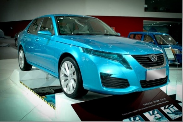 Beijing Electric C70