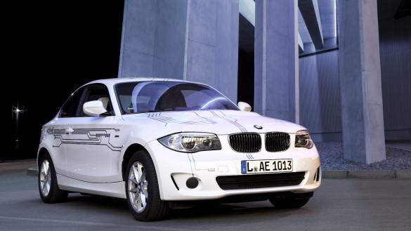 BMW und TU Chemnitz suchen ActiveE Testfahrer