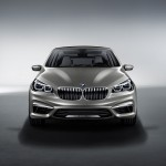 BMW Concept Active Tourer vorne