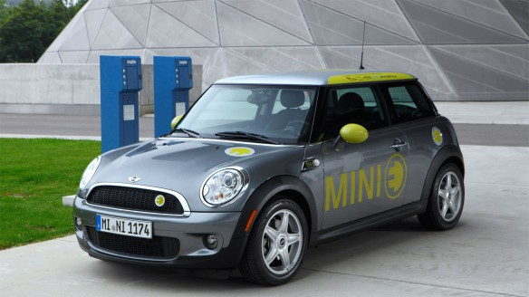 BMW sucht Testfahrer für Mini E