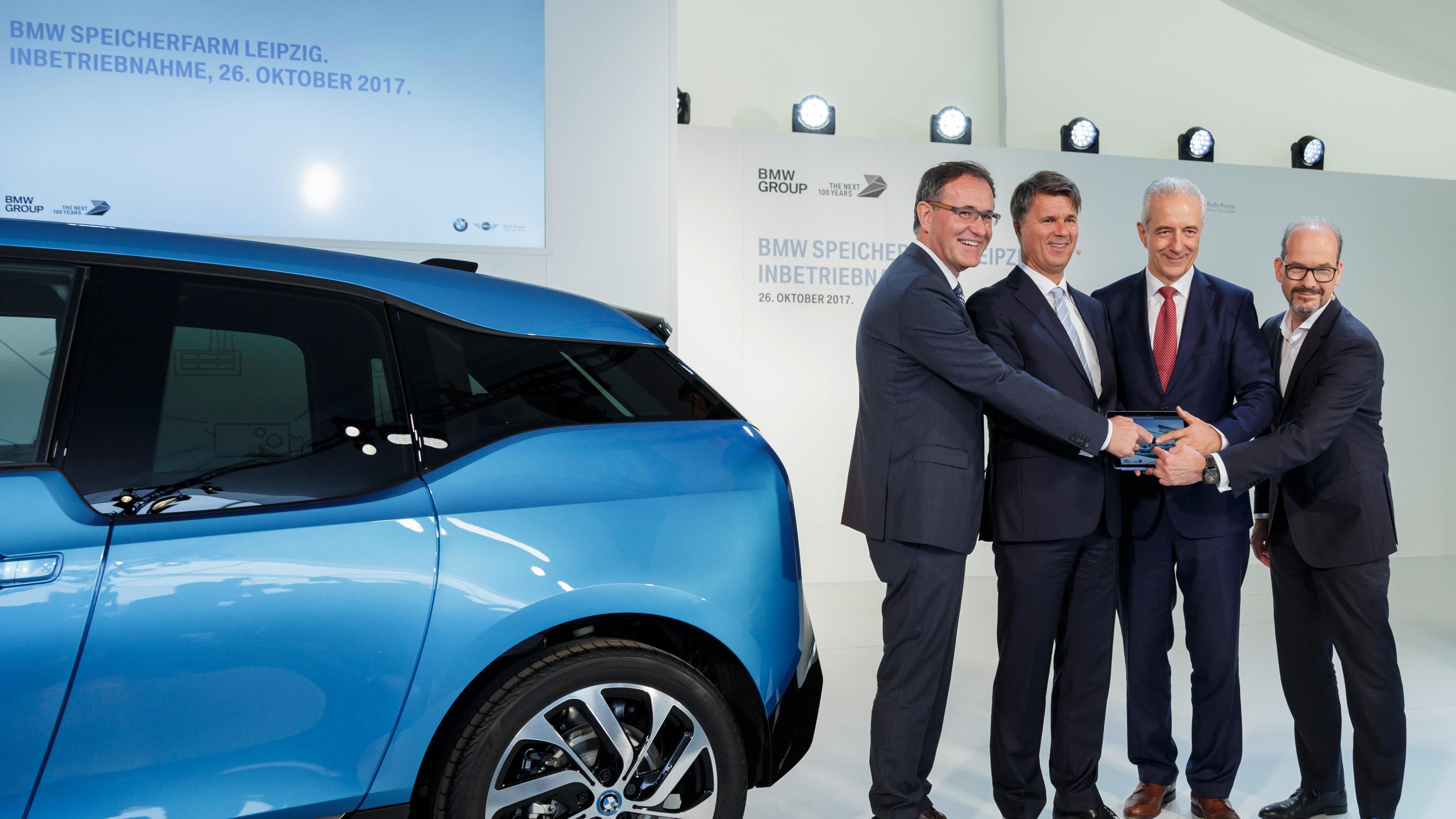BMW produziert 100.000. i3 in Leipzig
