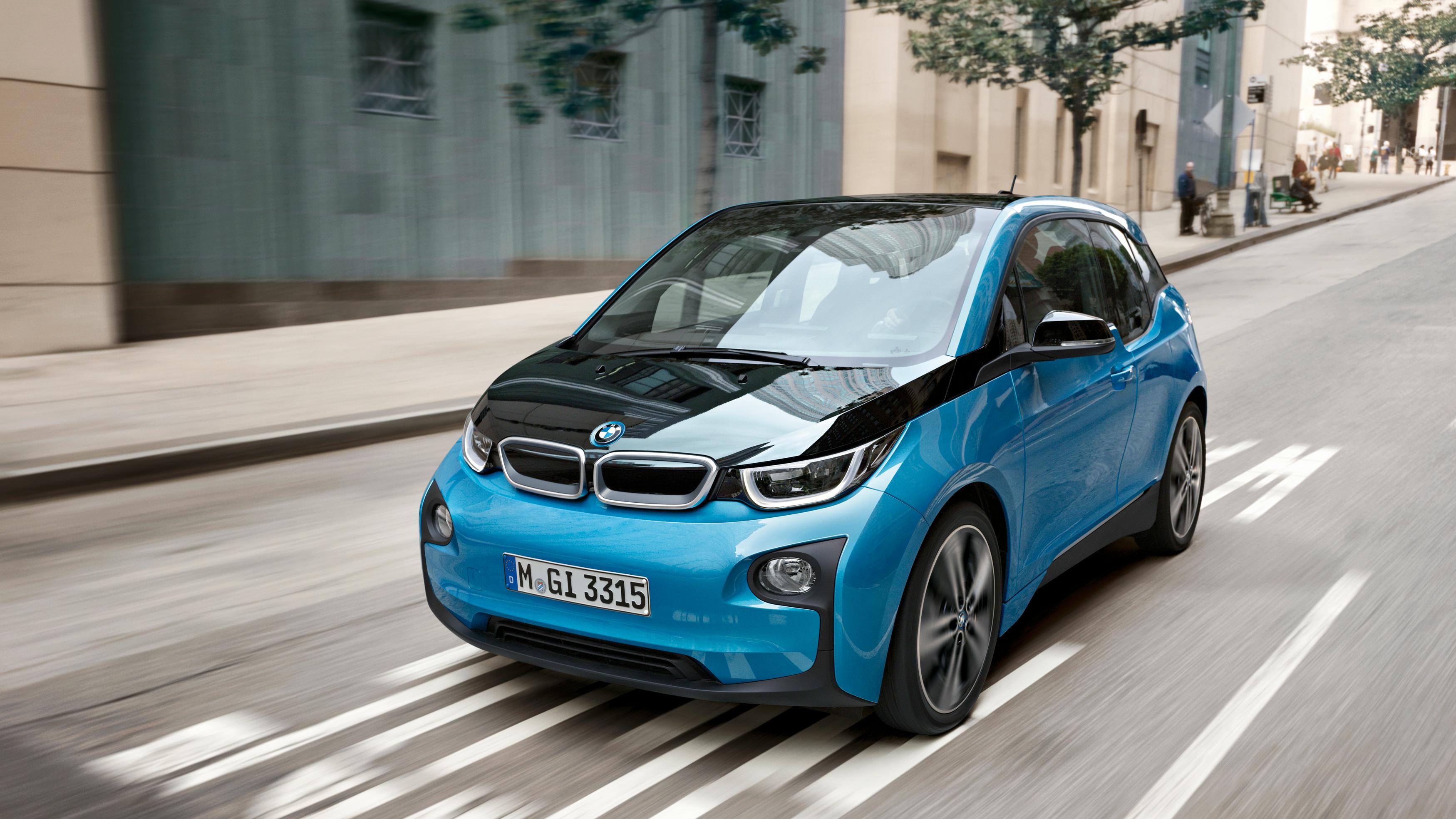 BMW i3 ab Sommer mit 50 Prozent mehr Reichweite