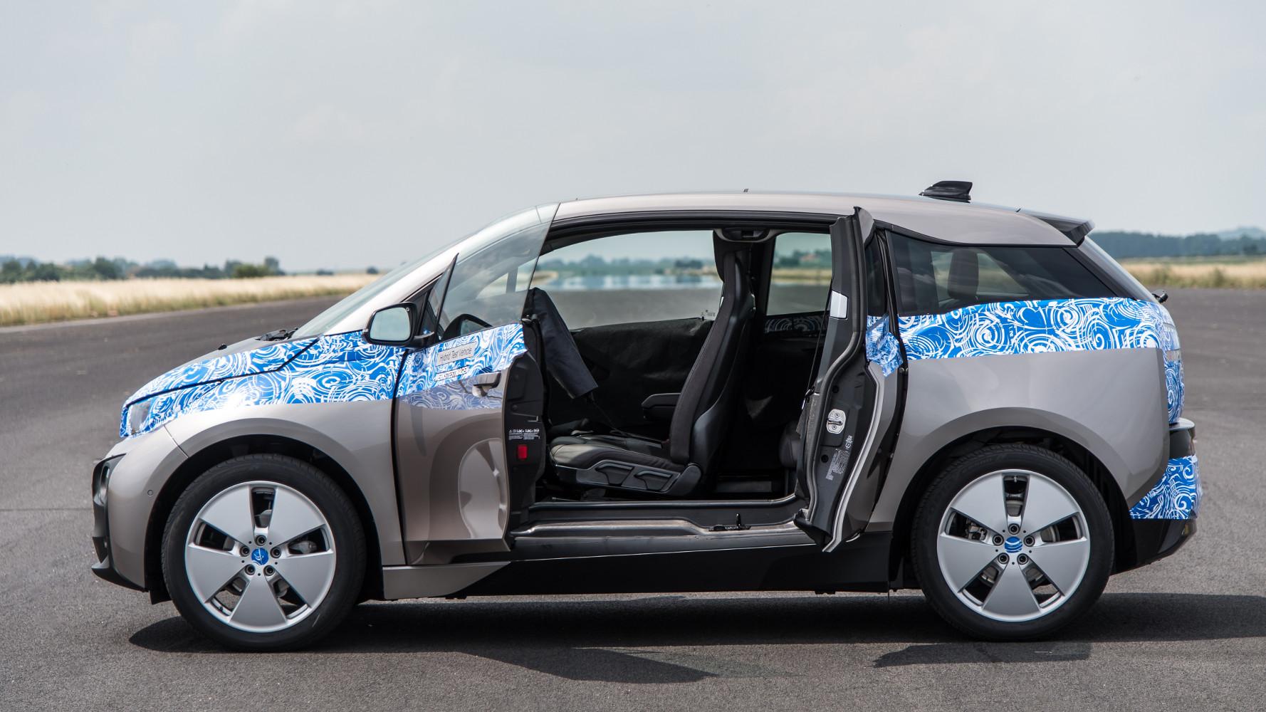 BMW i3 Range-Extender in NL 4.490€, Leasing ab 599€