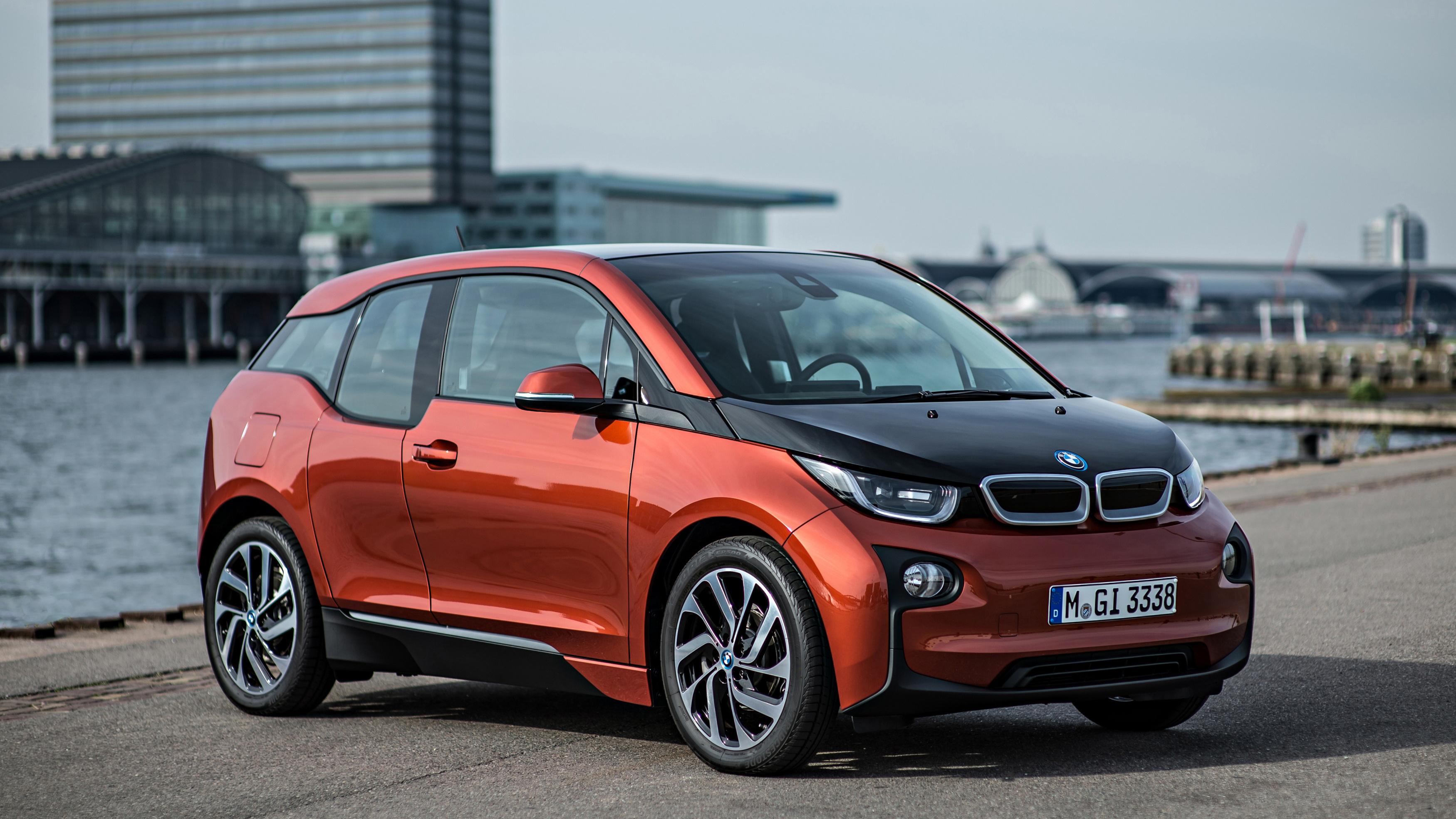 Rückruf für den BMW i3 REX