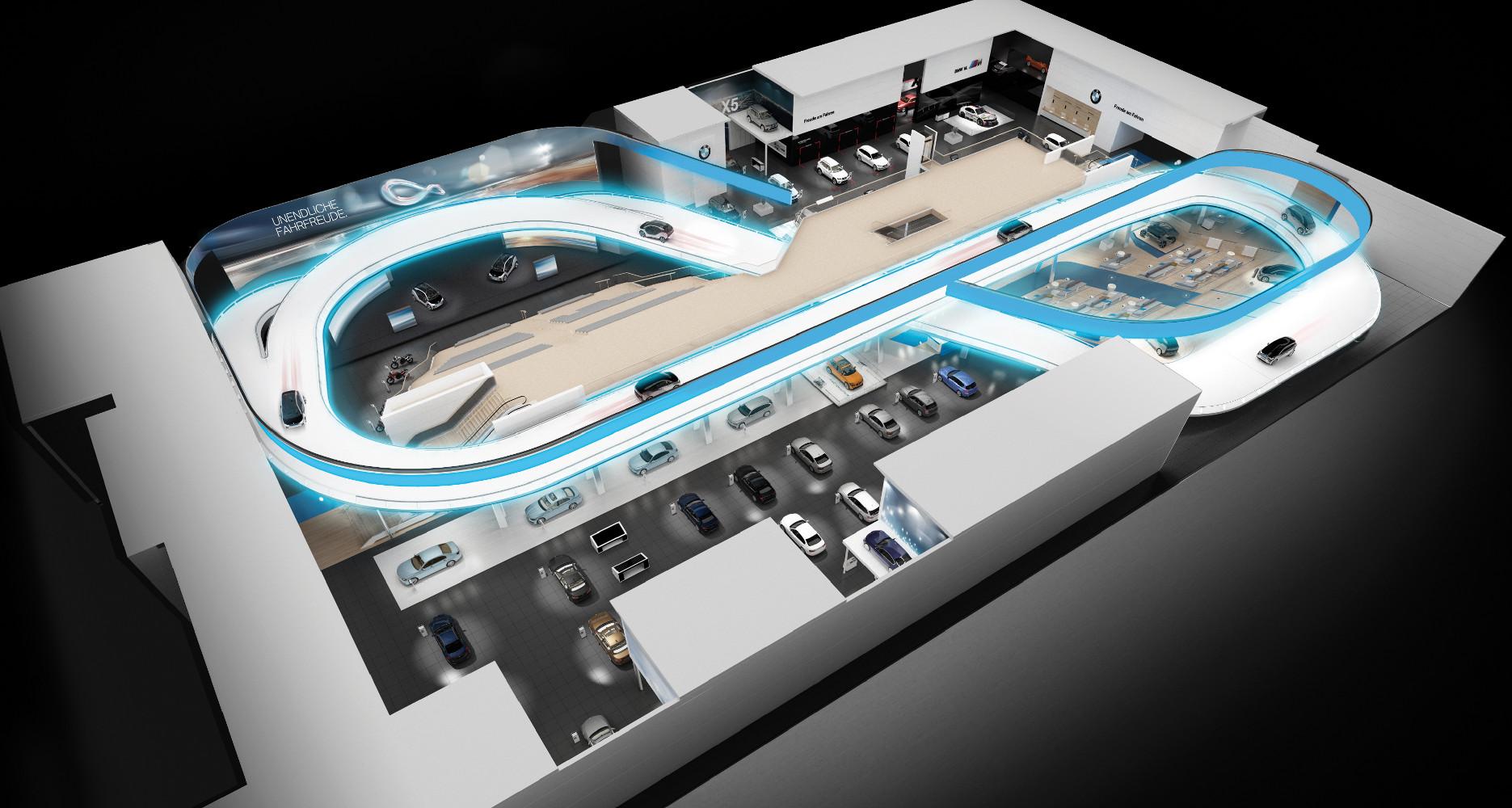 BMW i3: 9.100 km Probefahrt auf der IAA 2013