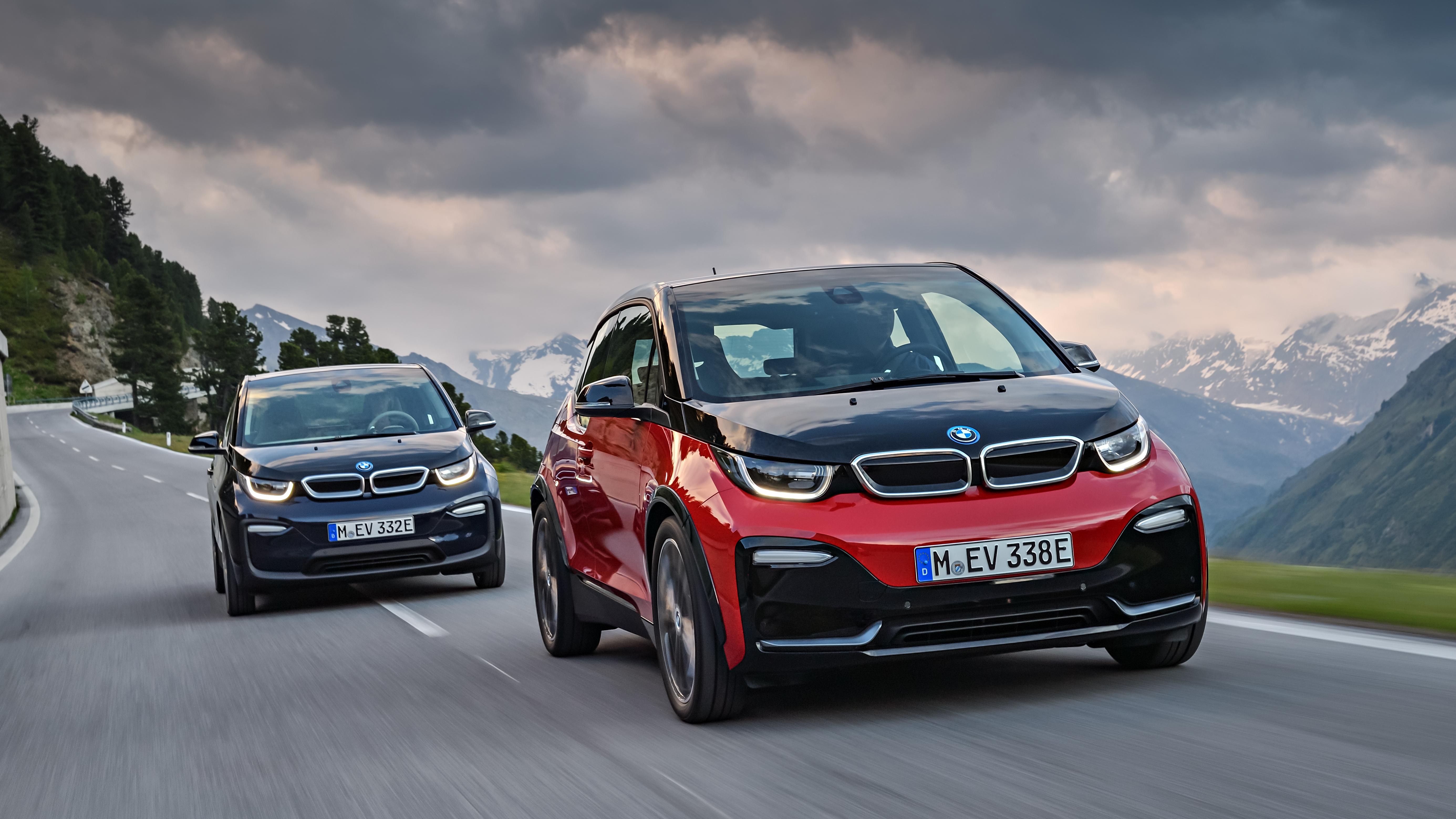 BMW stellt Facelift des i3 und Sportmodell i3s vor