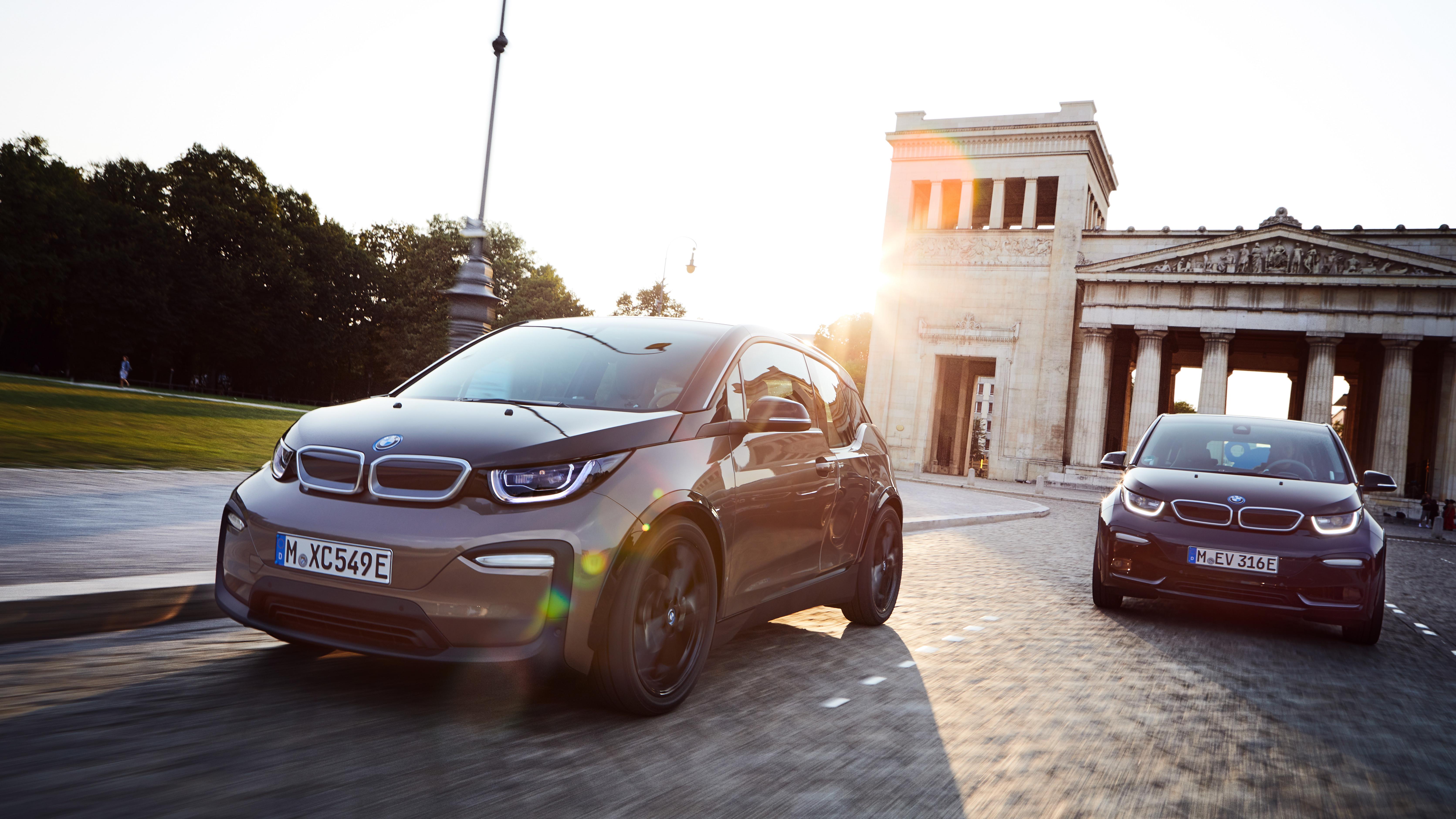BMW i3 erhält Batterieupgrade auf 42 Kilowattstunden