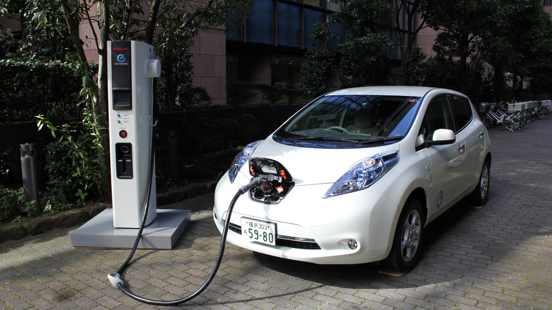 CHAdeMO rüstet auf 150 kW auf