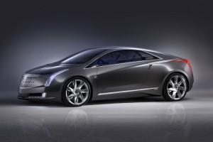Cadillac ELR Converj Concept