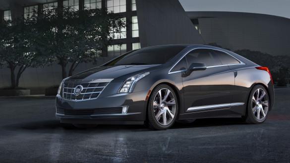 Cadillac ELR feiert Weltpremiere in Detroit