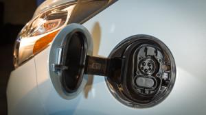 Chevrolet Spark EV Combined Charging