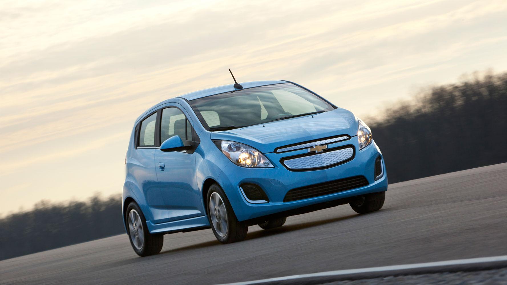 Spark EV überzeugt Consumer Reports