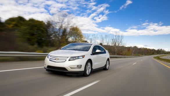 Chevrolet Volt 2. Generation wird günstiger