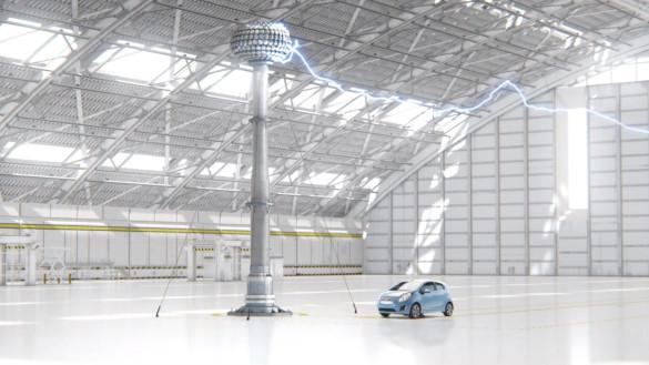 Chevrolet Spark EV Werbung