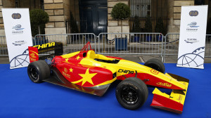 China Racing nimmt an  Formel E teil