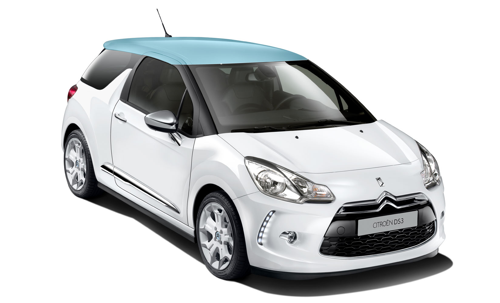 Citroën DS3 Electrum auf Autosalon Paris