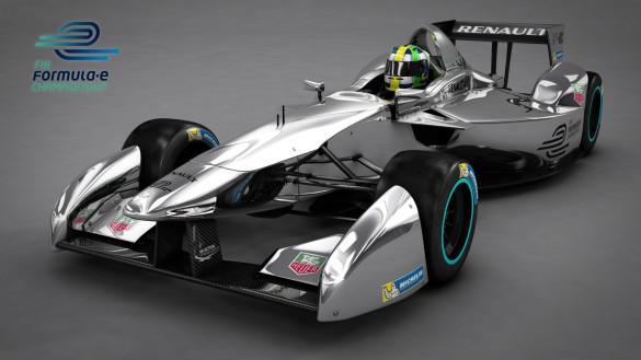 Die Formel E wird auch in Berlin ausgetragen
