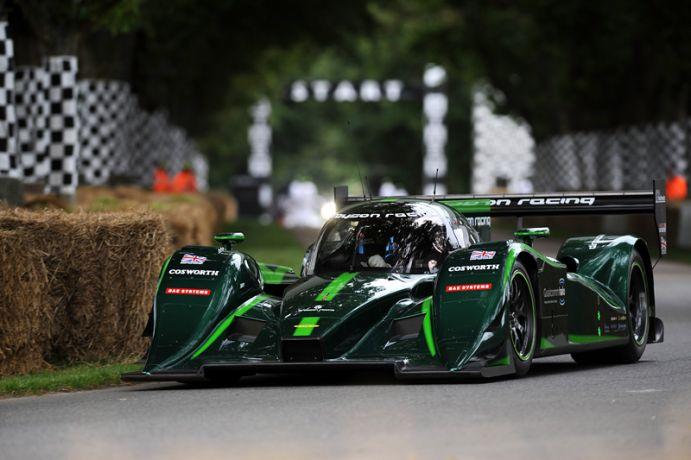 Drayson Racing B12/69EV