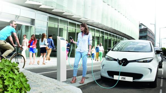 Elektroautos von Renault kostenlos probefahren - eCarTec