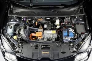 Elektromotor Renault Mégane