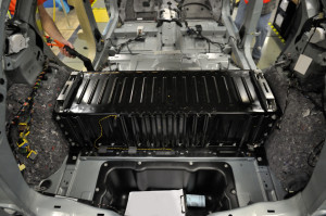 Ford Focus Electric Batterie