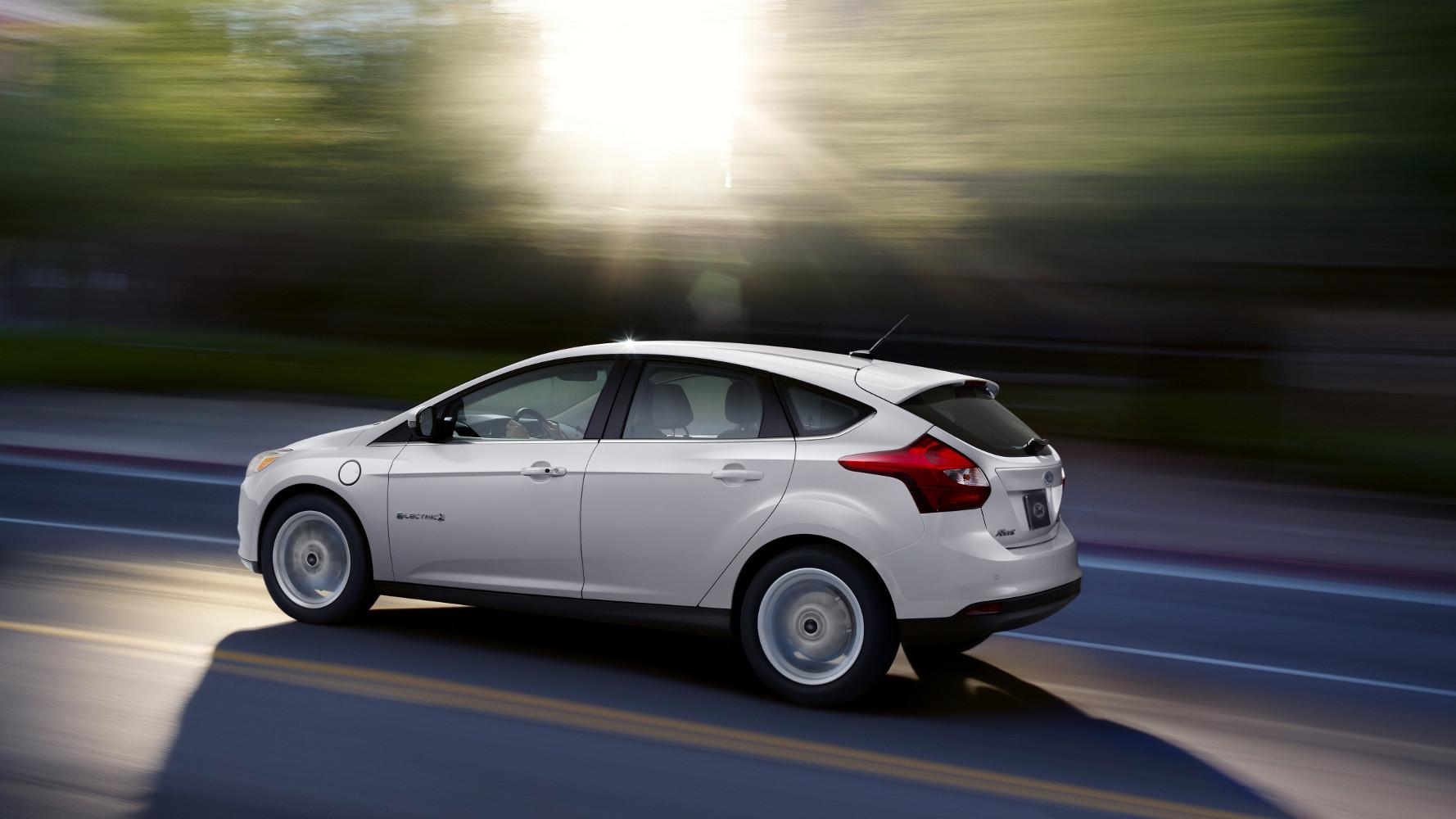 Ford Focus Electric – der Preis ist nicht so heiß