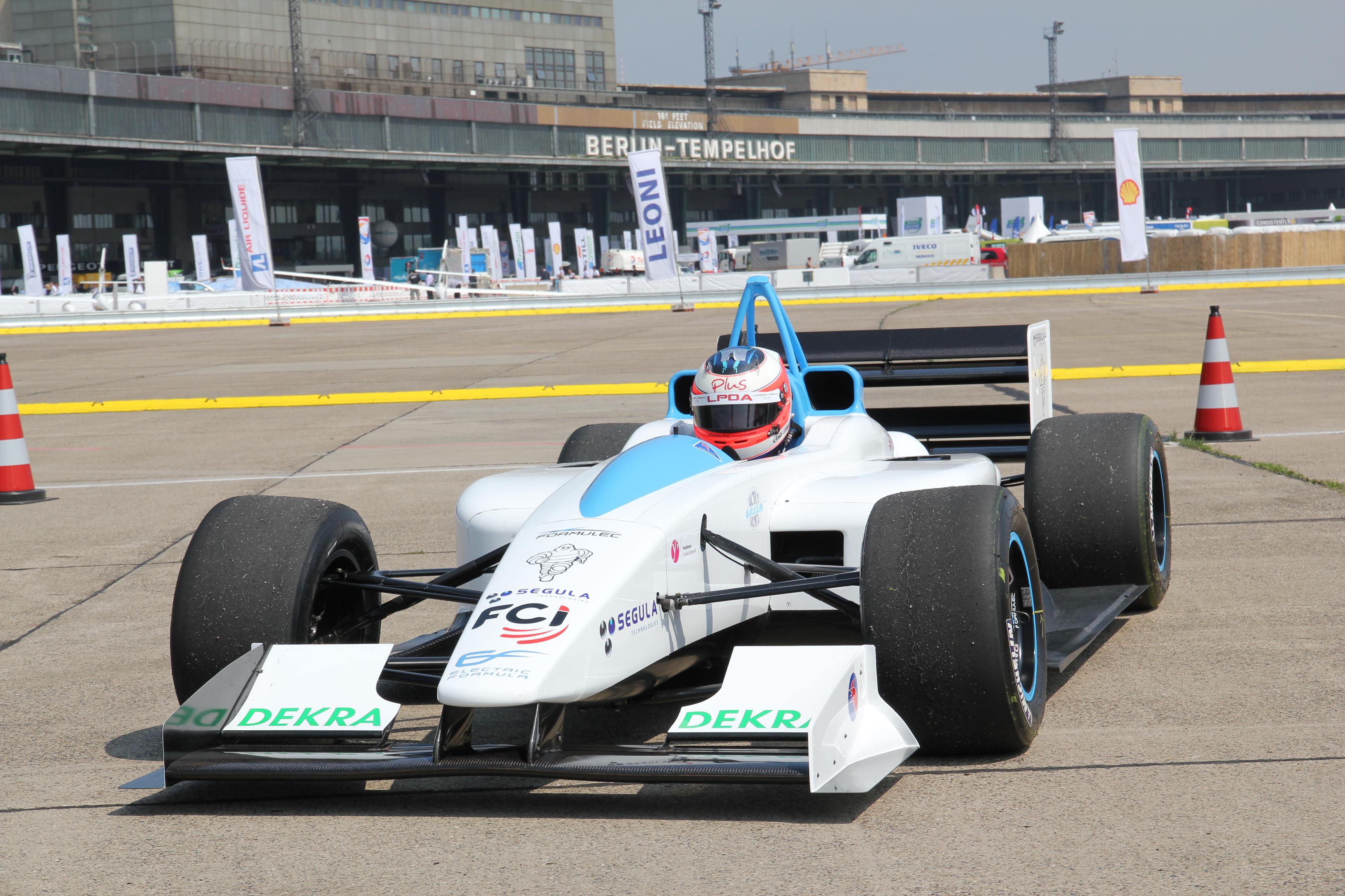 Formel E startet 2014