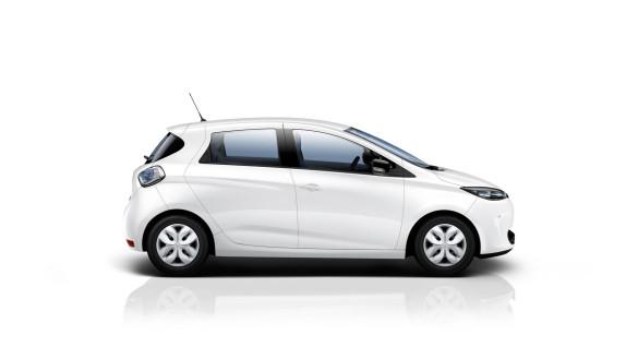 Renault ZOE ist in Frankreich das erfolgreichste Elektroauto