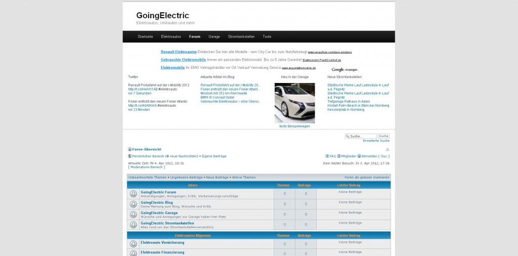GoingElectric Forum