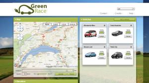 Green Race Elektroauto Reichweiten Simulation