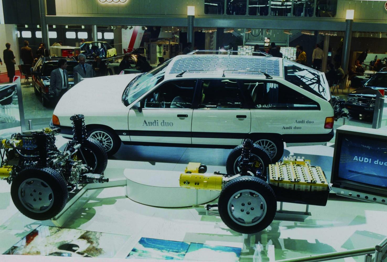 August Horch Museum – Geschichte der Elektromobilität