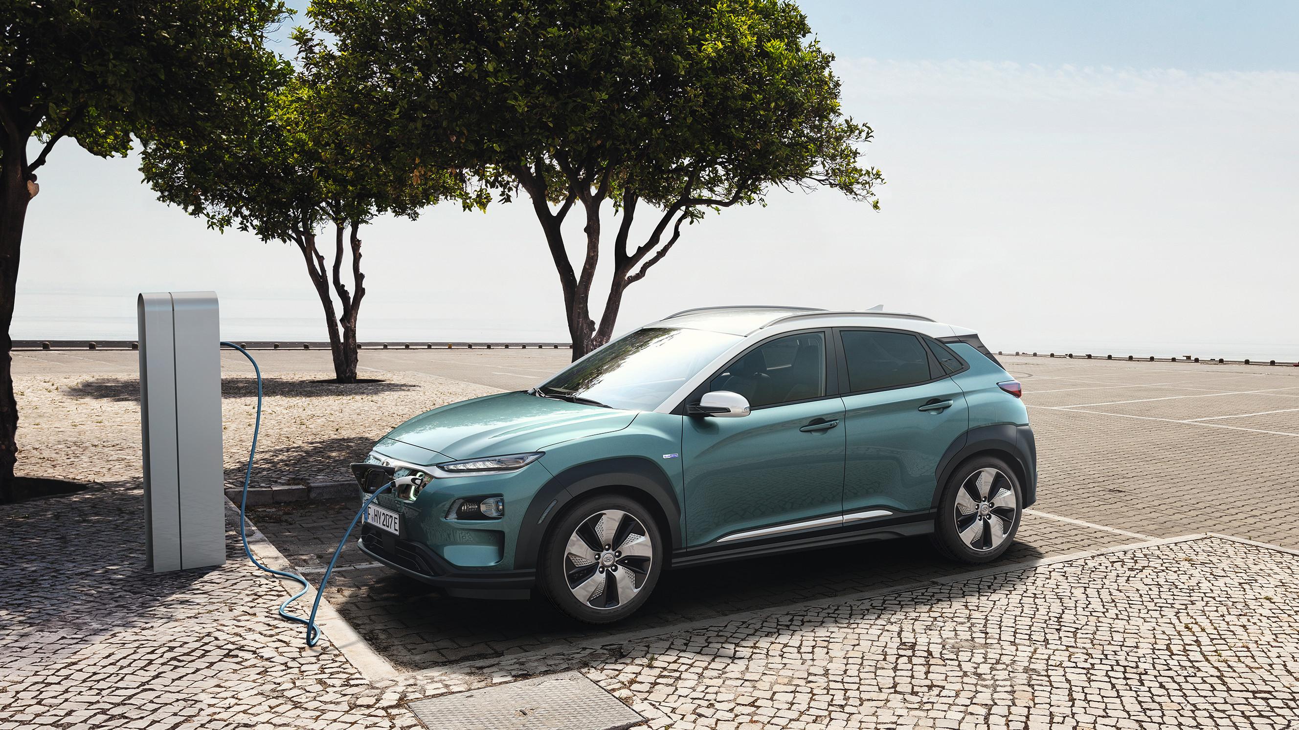 Hyundai Kona Elektro – Preise beginnen bei 34.600 Euro