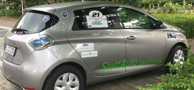 Rallye-Wagen von Renault: mit dem Zoe in die Top 10